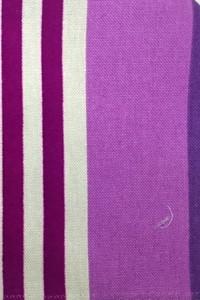 Tele o tejido Thevenon violet galet flocke