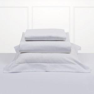 Juego de sábanas Bassols jade color blanco