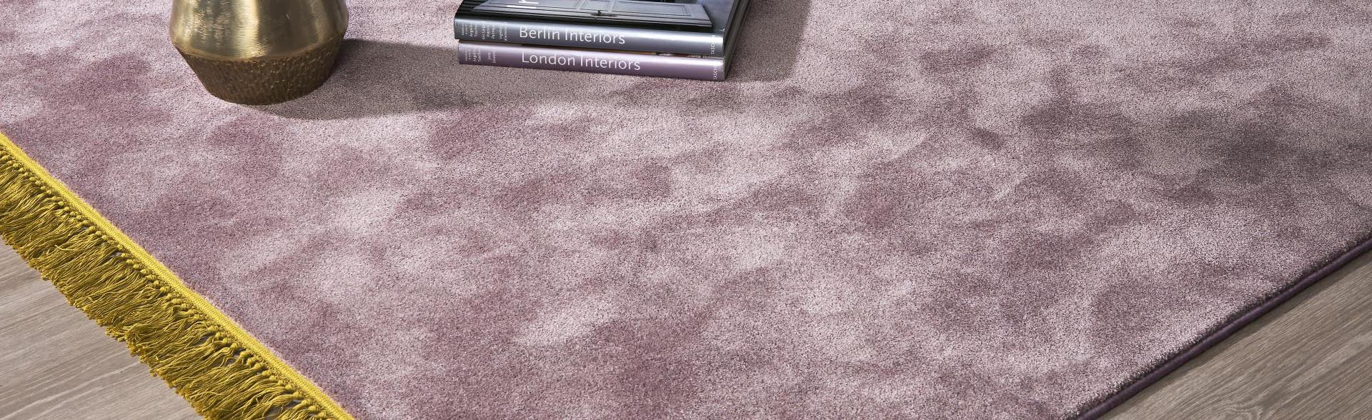 alfombras con brillos kp