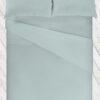 Funda nórdica sisomdos color basic aqua