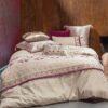 Ambiente con cama vestida con funda nórdica Kas Australia fifi