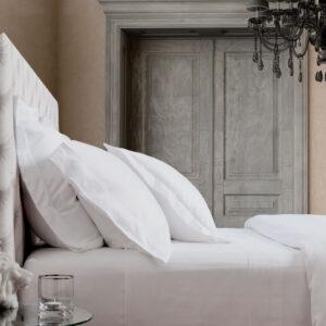Juego de sábanas Regent blanco Bassols