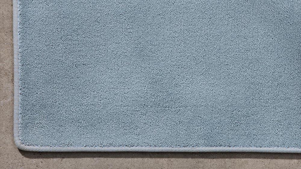 detalle ampliado de alfombra moderna ikon kp alfombras a medida