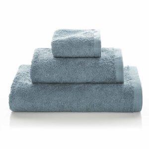 juego de toallas de baño sorema new plus color deep sea