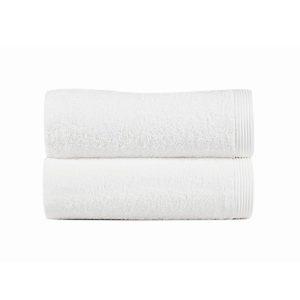 juego de toallas de baño sorema new plus color blanco