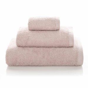 juego de toallas de baño sorema new plus color nude