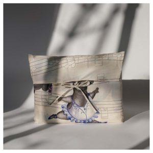 packaging con hipopótamo bailandode funda nórdica grease de tessitura toscana teleire