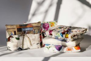 packagin de las fundas nórdicas de tessitura toscana teleire