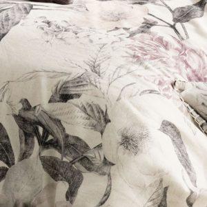 dibujo floral de funda nórdica Kas australia