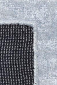 Revés de alfombra ligne pure current blue