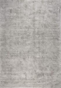 Vista panorámica de alfombra ligne pure current grey