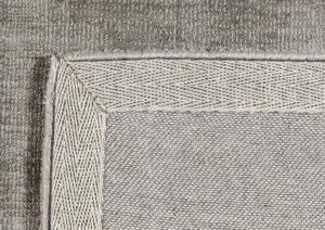 Revés de alfombra ligne pure current grey