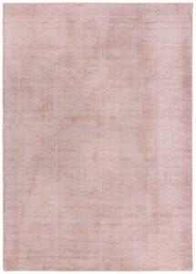 Vista panorámica de alfombra ligne pure current pink