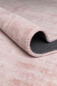 Alfombra doblada ligne pure current pink