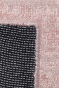 Revés de alfombra ligne pure current pink