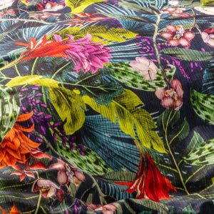 Estampado floral de funda nórdica kas australia aleora