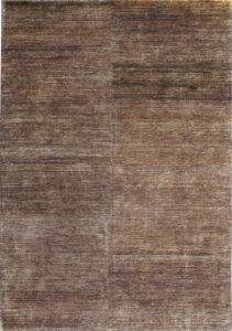 Vista panorámica alfombra ligne pure dune