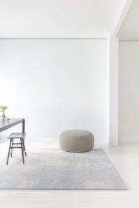 salon con alfombra osta native 460-04-500