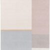 Vista panorámica de alfombra osta native