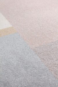 Detalle de alfombra osta native