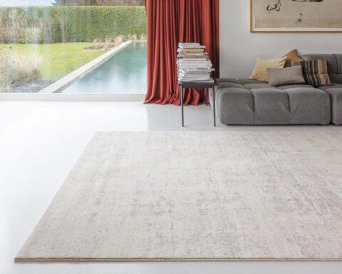 Salón con alfombra Osta Native 460.01.100