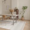 Comedor con alfombra Osta Native 460.19.100