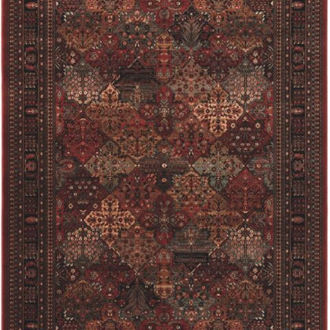 Panorámica de alfombra osta kashqai 4309. 300
