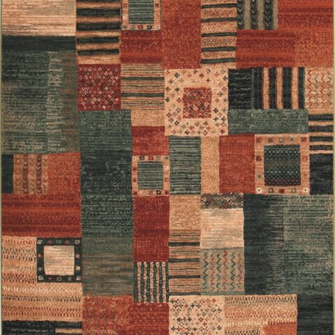 Panorámica de alfombra osta kashqai 4329. 400
