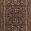 Panorámica de alfombra osta kashqai 4362. 400