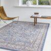 Salón con alfombra Osta Diamond 72.201. 901