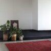 Pasillo con alfombra Osta Diamond 450.08.301