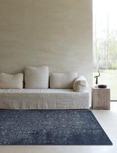 salón con alfombra Osta Jade 450.08.500
