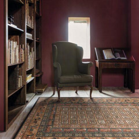 Biblioteca con alfombra Osta Kashqai 4301.500