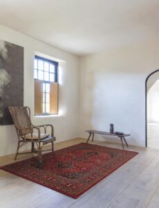 Recibidor con alfombra Osta Kashqai 4345.300