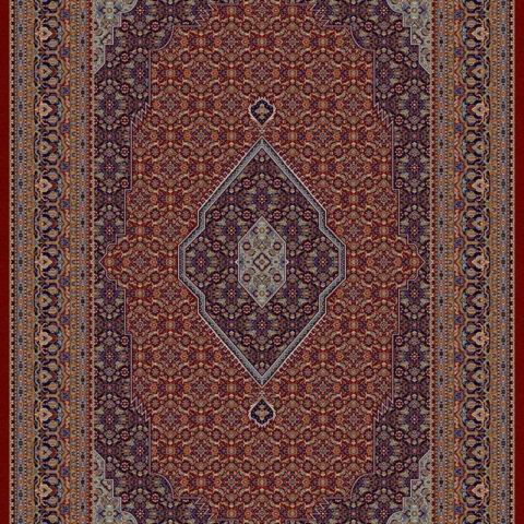 Panorámica de alfombra osta diamond 72220. 300