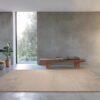pasillo con alfombra osta belize 72414.100