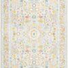 Panorámica de alfombra osta bloom 466127. AK990