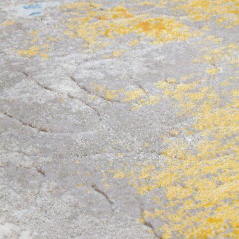 Detalle de alfombra osta bloom 46640. AK991
