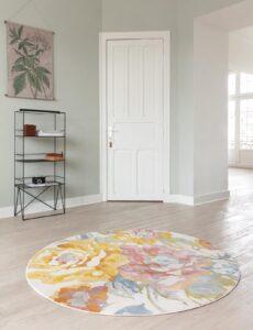 Entrada con alfombra osta bloom 466118. AK990