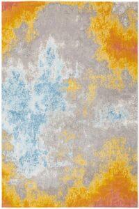 Panorámica de alfombra osta bloom 46640. AK991