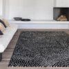 Salón con alfombra Osta Ink 463.07.AK900
