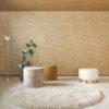 salón con alfombra osta rhapsody 2501.100
