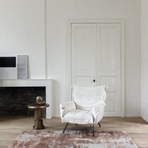 Salón con alfombra Osta Sierra 456.11.201