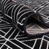 Detalle de alfombra osta ink 46301.AF900