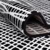 Detalle de alfombra osta ink 46302.AF900