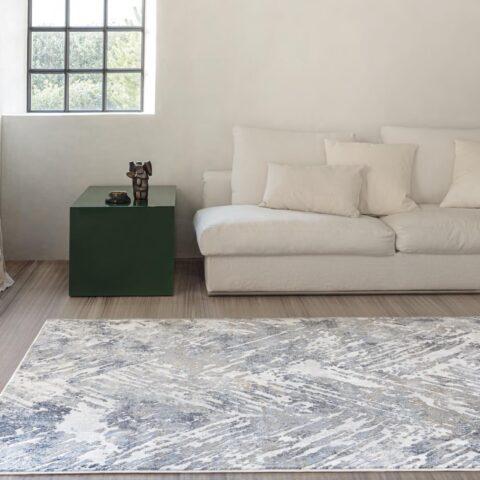Salón con alfombra Osta Kobe 467.03.AN950