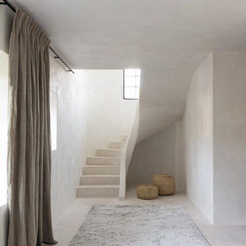 Entrada con alfombra Osta Kobe 467.05.AN150