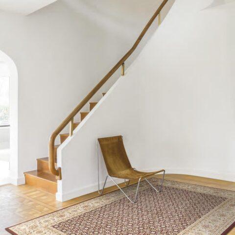 Entrada con alfombra Osta Nobility 65.110.390