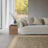 Salón con alfombra Osta Nobility 65.29.491
