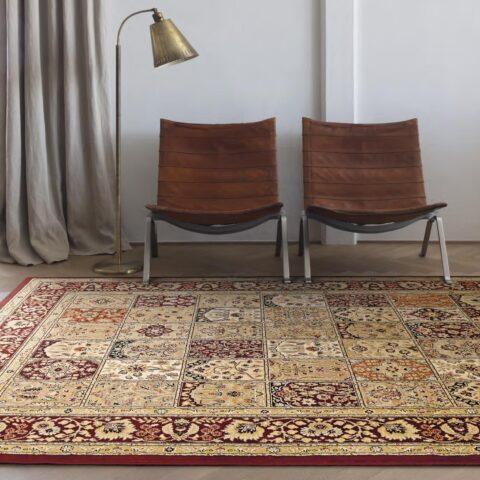 Sala de estar con alfombra Osta Nobility 65.30.390